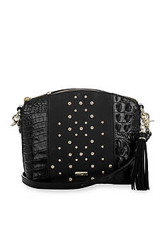Brahmin Nara Collection Mini Duxbury Crossbody Bag