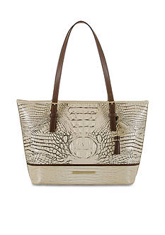 Brahmin Tri-Texture Collection Medium Asher  Tote