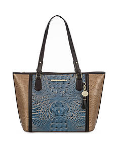 Brahmin Palma Collection Medium Asher Tote