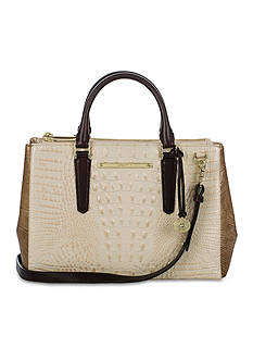 Brahmin Cressida Collection Small Lincoln Satchel