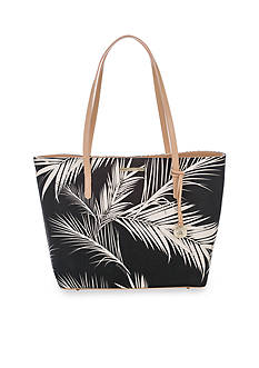 Brahmin Palm Leaves Collection Avenue Tote