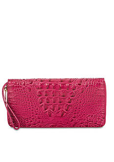 Brahmin Melbourne Collection Skyler Wristlet Wallet