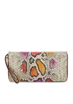 Brahmin Sol Collection Skyler Wristlet Wallet