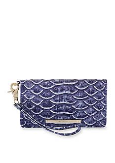 Brahmin Delray Collection Debra Wristlet Wallet