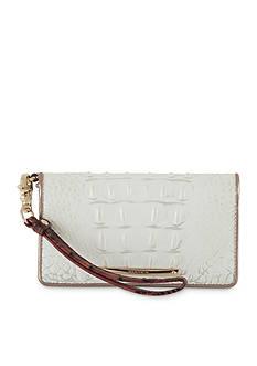 Brahmin Akoya Collection Debra Wristlet Wallet