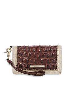 Brahmin Soriano Collection Debra Wristlet Wallet