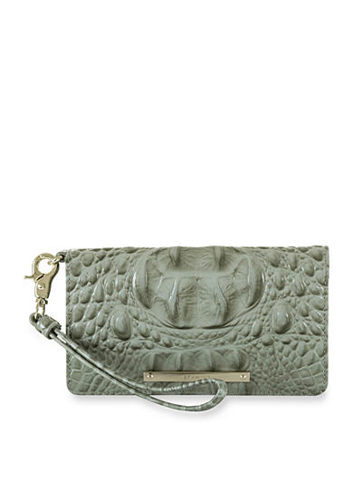 Brahmin Debra Wristlet Melbourne Collection