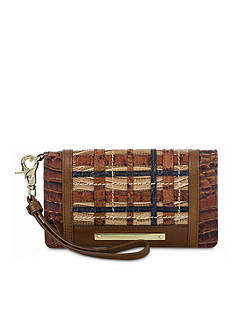 Brahmin Debra Wristlet Canterbury Collection
