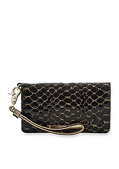Brahmin Debra Wristlet Wallet Matsue Collection