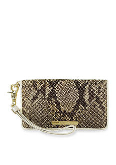 Brahmin Debra Wristlet Sumatra Collection