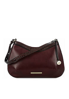 Brahmin Cayson Shoulder Bag Autumn Tuscan Collection