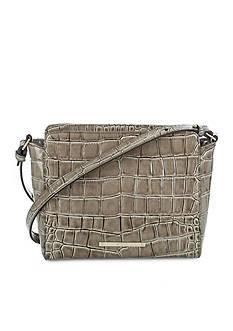 Brahmin Alena Crossbody Bag Leighton Collection