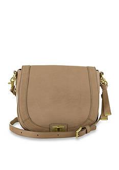 Brahmin Charleston Collection Sonny Saddle Bag