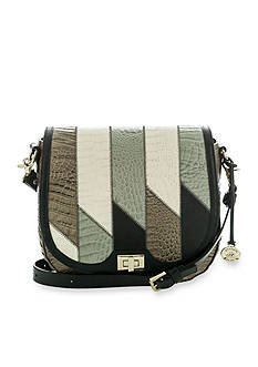Brahmin Sonny Saddle Bag Caspian Collection