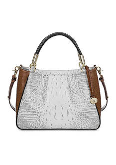 Brahmin Amado Collection Ruby Satchel