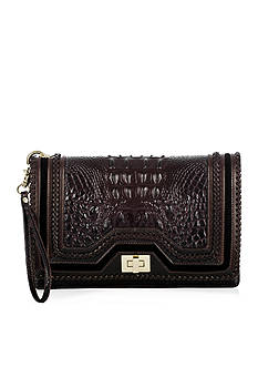 Brahmin Lily Pouch Clutch Dalton Collection