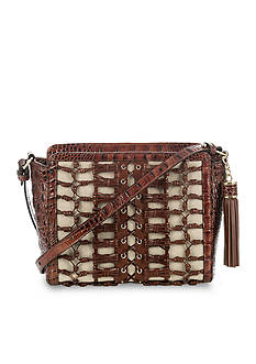 Brahmin Paseo Collection Carrie Crossbody Bag