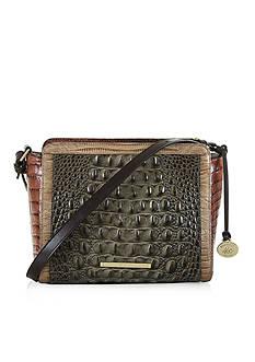 Brahmin Carrie Crossbody Bag Nottingham Collection
