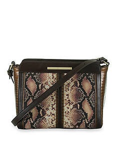 Brahmin Carrie Crossbody Bag Ellora Collection