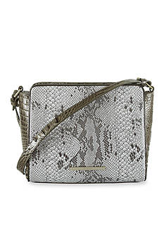 Brahmin Carrie Crossbody Bag Ronin Collection