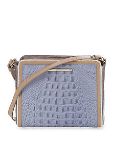 Brahmin Fontainebleau Collection Carrie Crossbody Bag