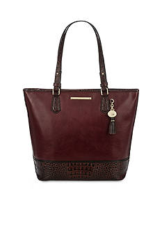 Brahmin Asher Tote Autumn Tuscan Collection