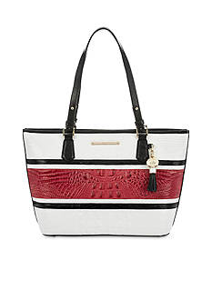 Brahmin Lovina Collection Medium Asher Tote