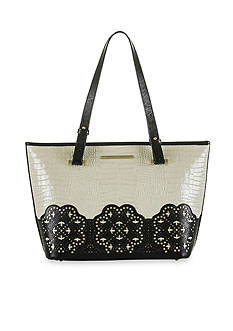 Brahmin Medium Asher Tote Magnolia Collection