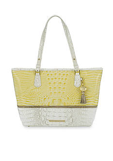 Brahmin Danielle Fairchild Collection Medium Asher Bag