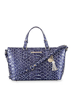 Brahmin Delray Collection Mini Asher Satchel