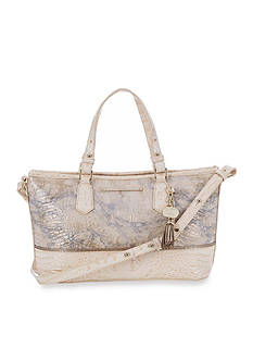 Brahmin Alma Collection Mini Asher Satchel