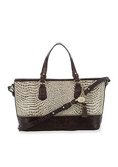 Brahmin Rhodes Collection Asher Satchel