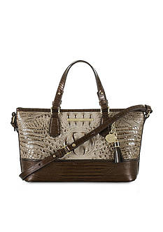 Brahmin Mini Asher Satchel Bronte Collection