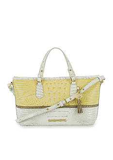 Brahmin Fairchild Collection Mini Asher Satchel