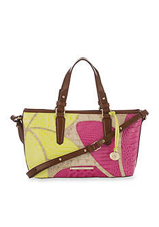 Brahmin Treasure Island Collection Mini Asher Satchel