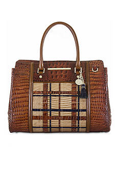 Brahmin Finley Carryall Canterbury Collection