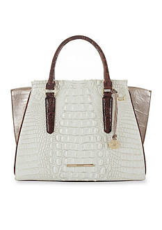 Brahmin Akoya Collection Priscilla Satchel