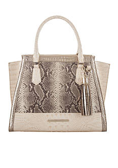 Brahmin Dakota Collection Priscilla Satchel