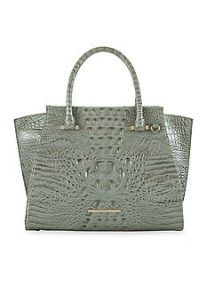 Brahmin Priscilla Satchel Melbourne Collection