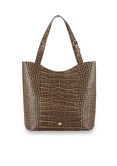 Brahmin Southcoast Group Brayden Tote Savannah Collection
