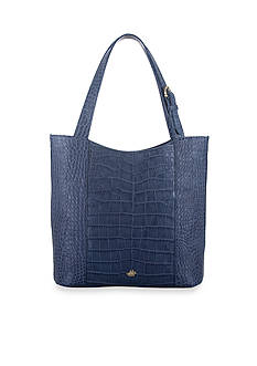 Brahmin Savannah Collection South Coast Brayden Tote