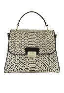 Brahmin Brinley Top Handle Dogwood Collection