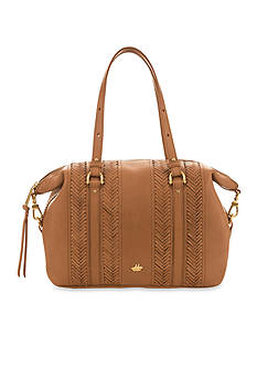 Brahmin Knoxville Collection Southcoast Delany Satchel