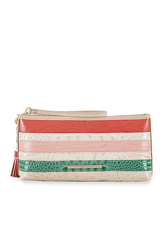 Brahmin Cayo Coco Collection Kayla Wristlet