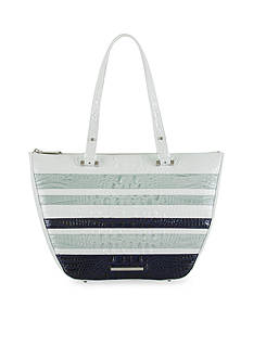 Brahmin Vineyard Collection Willa Carryall
