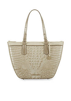 Brahmin Tri-Texture Collection Willa Carryall Tote