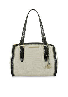 Brahmin Small Alice Collection Tri-Texture Collection