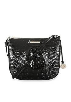 Brahmin Tara Crossbody Bag Sage Melbourne Collection