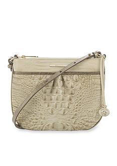 Brahmin Tri-Texture Collection Tara Crossbody Bag