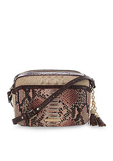 Brahmin Collins Collection Sabine Crossbody